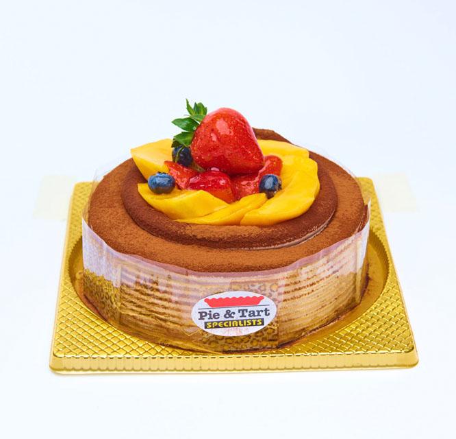 朱古力脆心蛋糕
